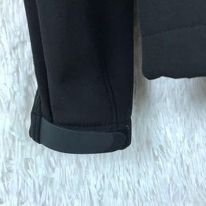 Tumi Jackets & Coats - Soft Shell Jacket Black Full Zip Tech By Tumi L